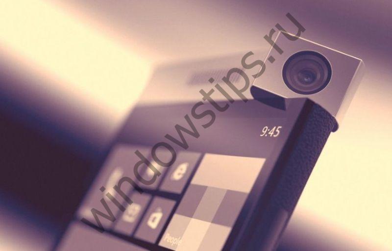 Microsoft готовит новое поколение смартфонов