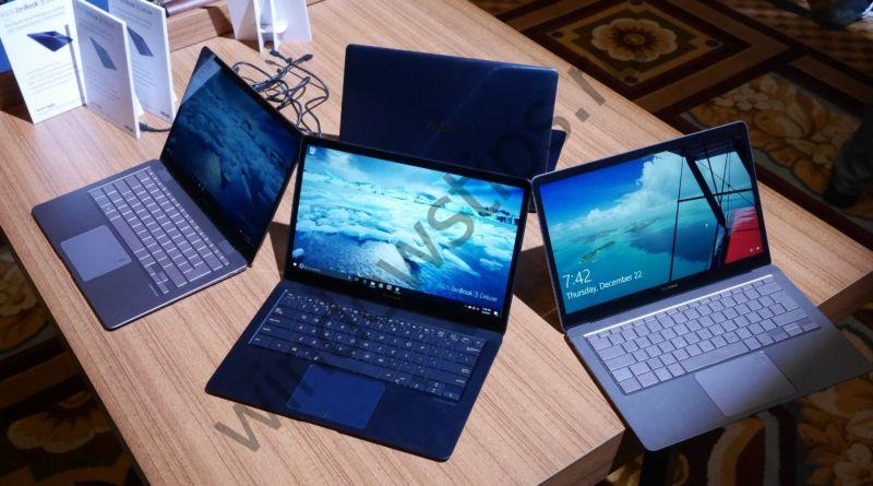 Появилась альтернатива ноутбуку Surface от Asus