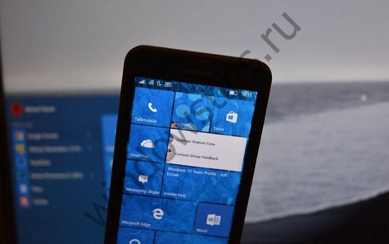 Microsoft случайно выпустила сборку Windows 10 Mobile, которая блокирует устройство