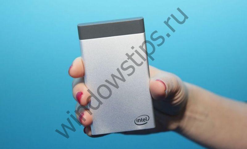 Компьютер-кредитка от Intel уже в августе