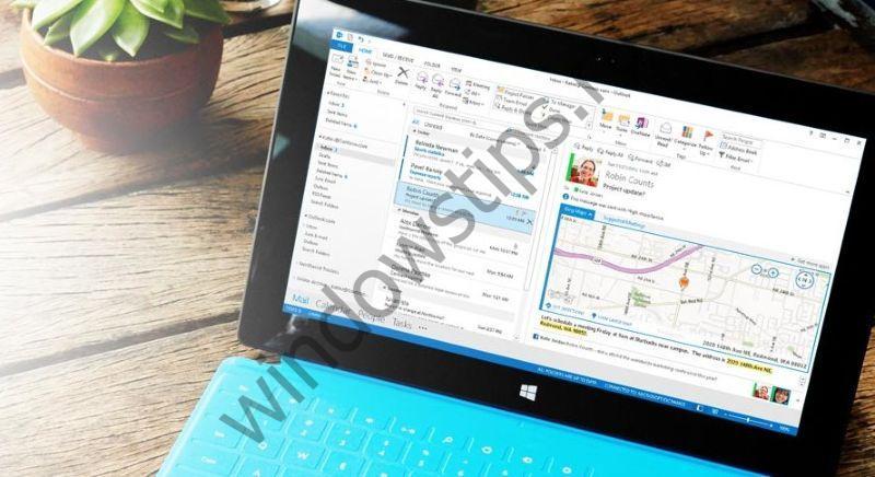 Новая функция планирования собраний в почте Outlook и календаре для Windows 10 Insiders