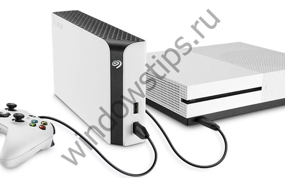 Seagate представила накопитель Game Drive Hub для Xbox на 8 Тб