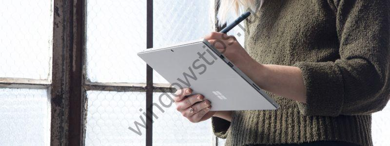 Новый Surface Pen доступен для предзаказа