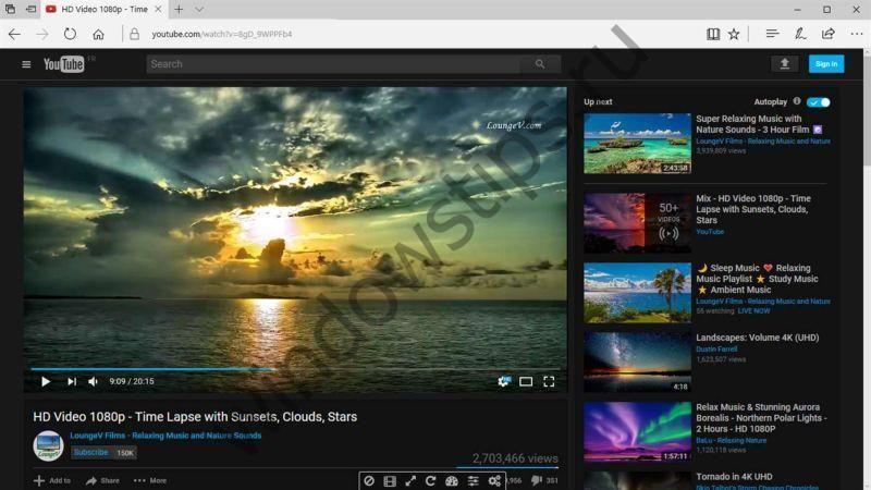 В Microsoft Edge появилось удобное расширение Enhancer для YouTube