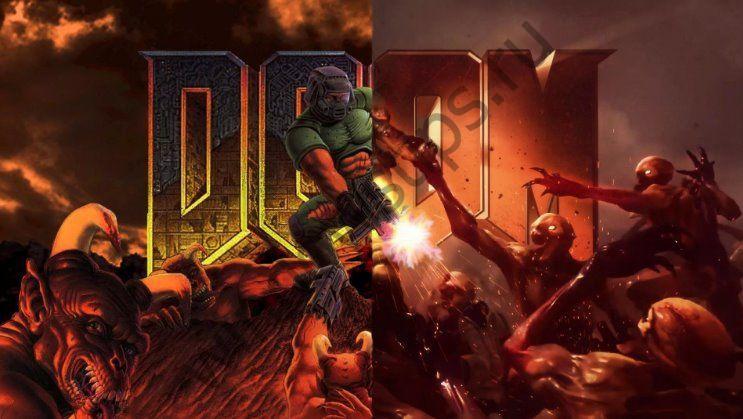 Какие планы на выходные? Можно бесплатно поиграть в Doom на Xbox One и ПК