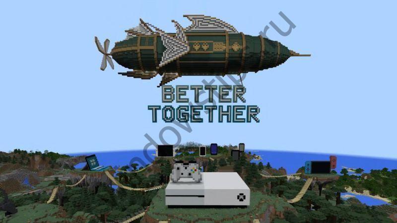 Присоединяйтесь к тестированию обновления Better Together для Minecraft
