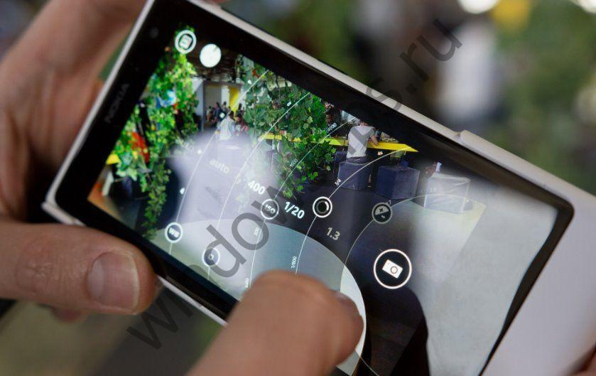Nokia Camera можно скачать в магазине Google Play