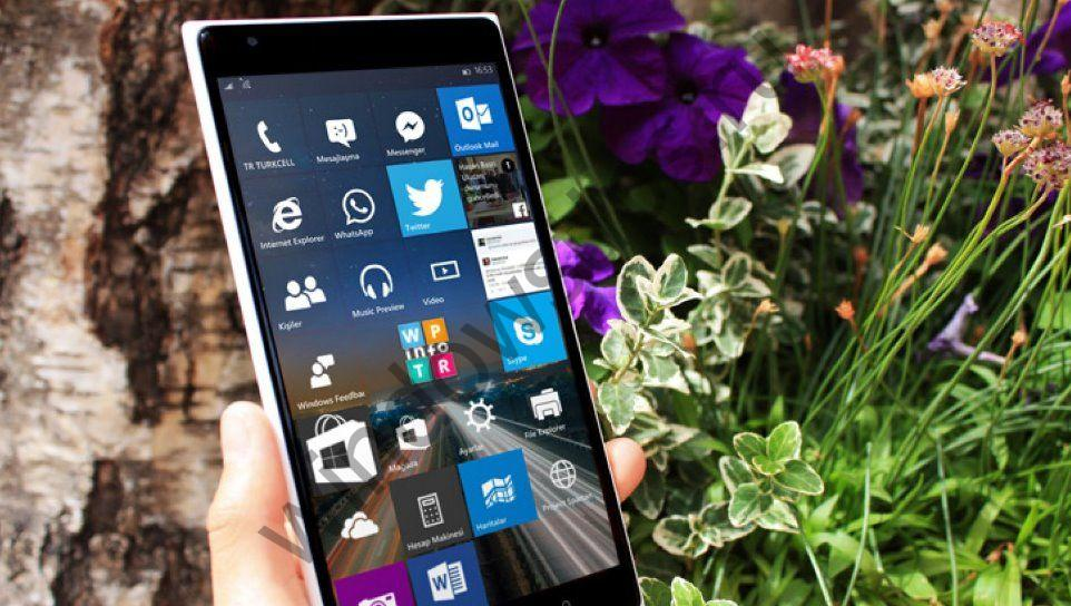 Обновление Windows 10 Insider Preview Build 15240 для мобильных устройств